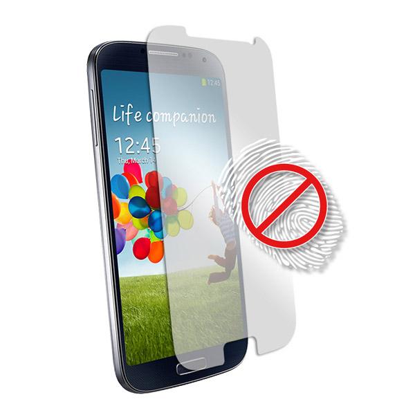 Μεμβράνη οθόνης Samsung Galaxy S4 - Puro Anti-Fingerprint SDAGALAXYS4sG τηλεφωνία   tablets   αξεσουάρ κινητών   μεμβράνες οθόνης
